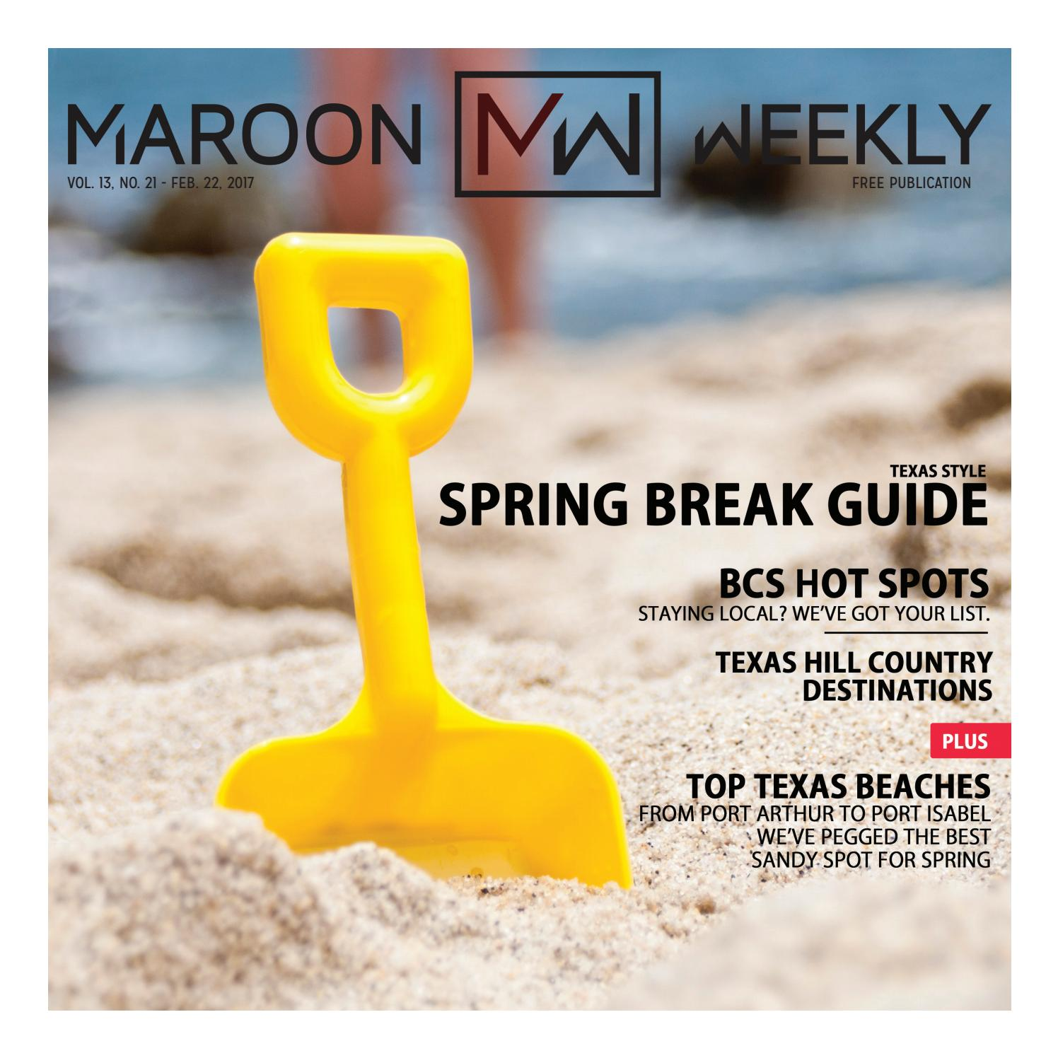 368be738e57 Vol. 13 No. 21 by Maroon Weekly - issuu