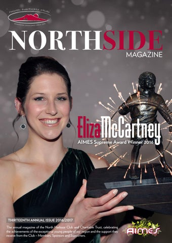 Northside magazine 201617 by north harbour club issuu page 1 fandeluxe Gallery