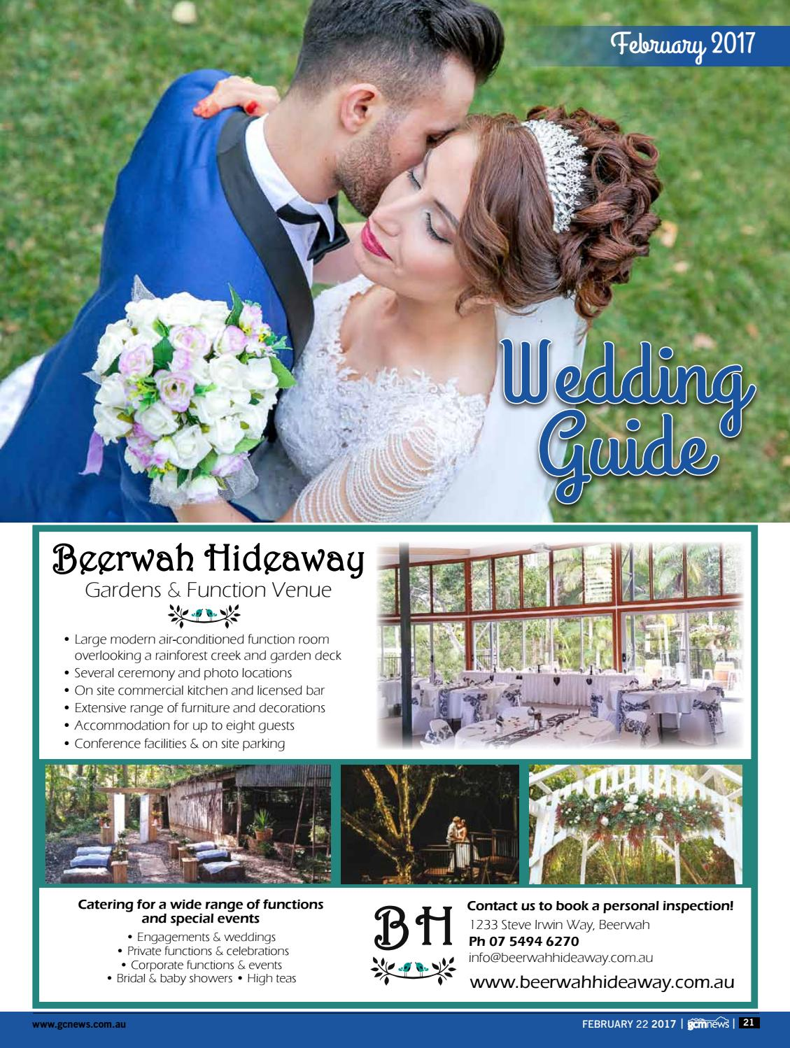 wedding ideas for february 2017 wedding guide february 2017 by glasshouse country news issuu 28133