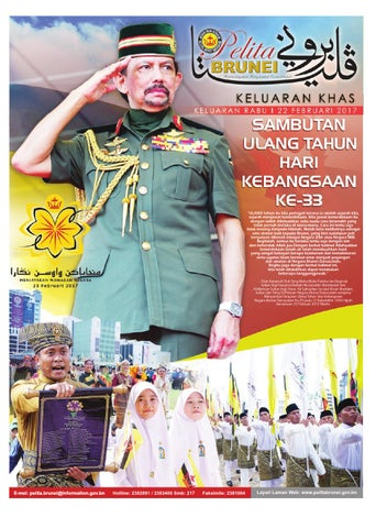 Pelita Brunei Rabu 22 Mac 2017 By Putera Katak Brunei Issuu