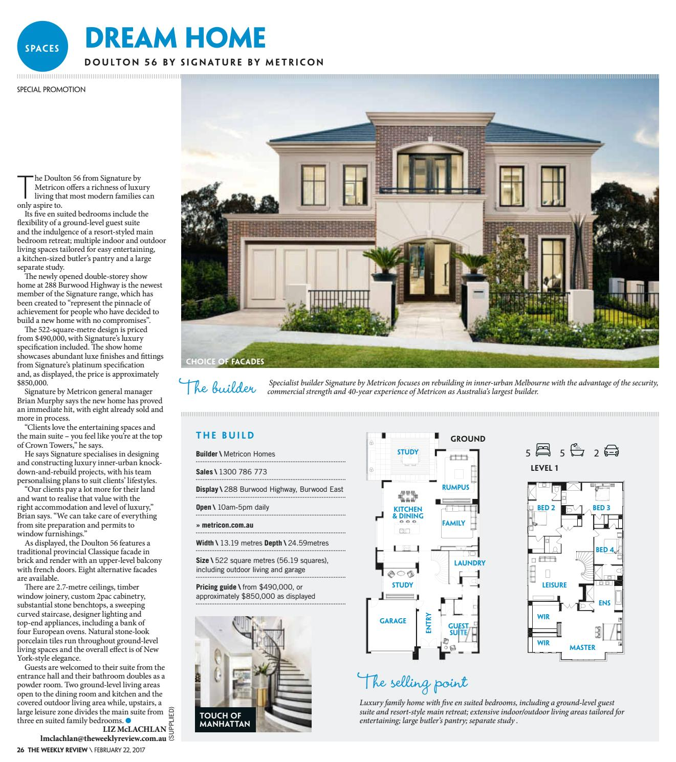 The Weekly Review Stonnington Boroondara By The Weekly