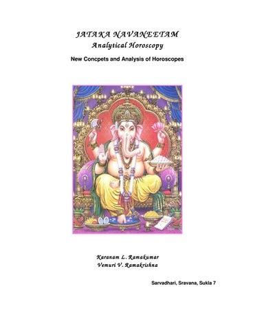jataka navaneetam by Haranath Penumur - issuu