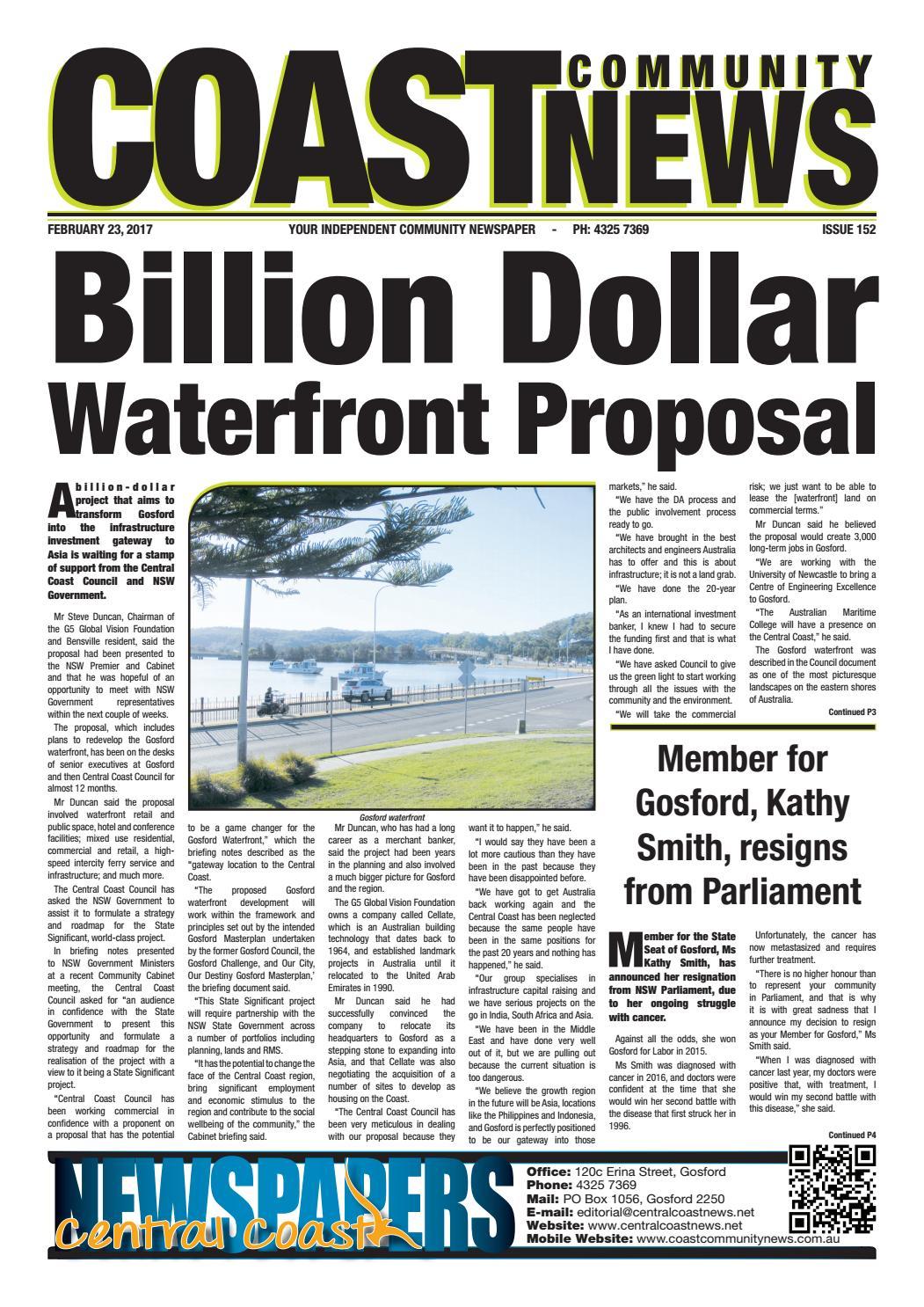 Issue 152 of coast community news by central coast newspapers issuu nvjuhfo Choice Image