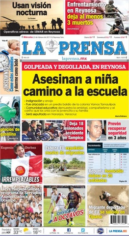 Laprensa220217 by La Prensa de Reynosa - issuu 436ae75fae4ca