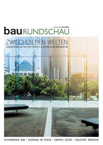 bauRUNDSCHAU 01/2017 by rundschauMEDIEN AG - issuu
