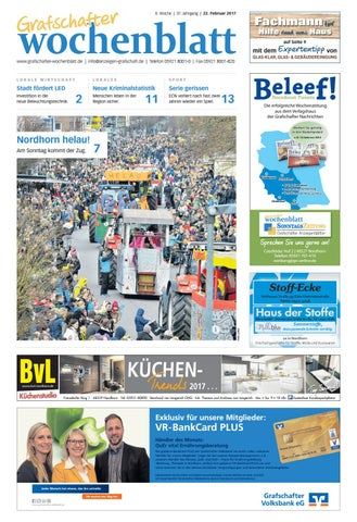 Grafschafter Wochenblatt 22 02 2017 By Sonntagszeitung Issuu