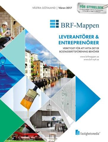 Verktyget för att hitta leverantörer och entreprenörer till er bostadsrättsförening.
