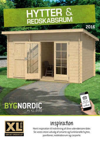 Massivt Hytter xl byg inspirationsbrochure 2016 by 2x3- Timburhandilin - issuu RC01