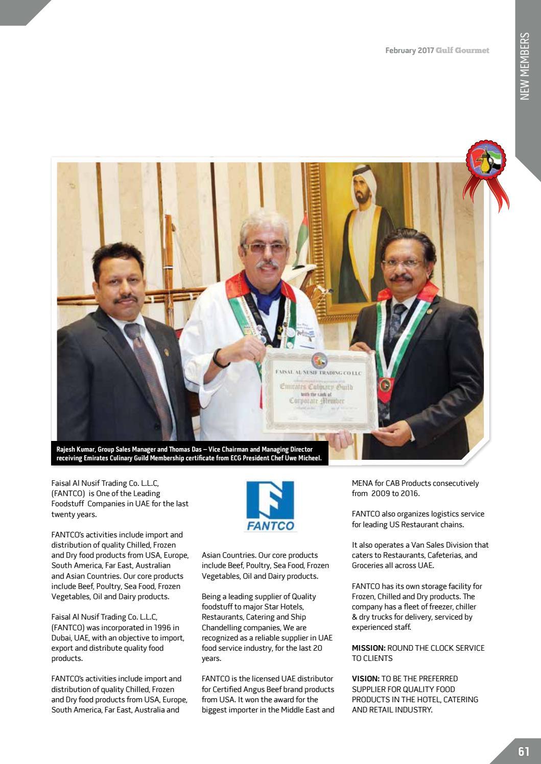 February 2017 by Gulf Gourmet magazine - issuu