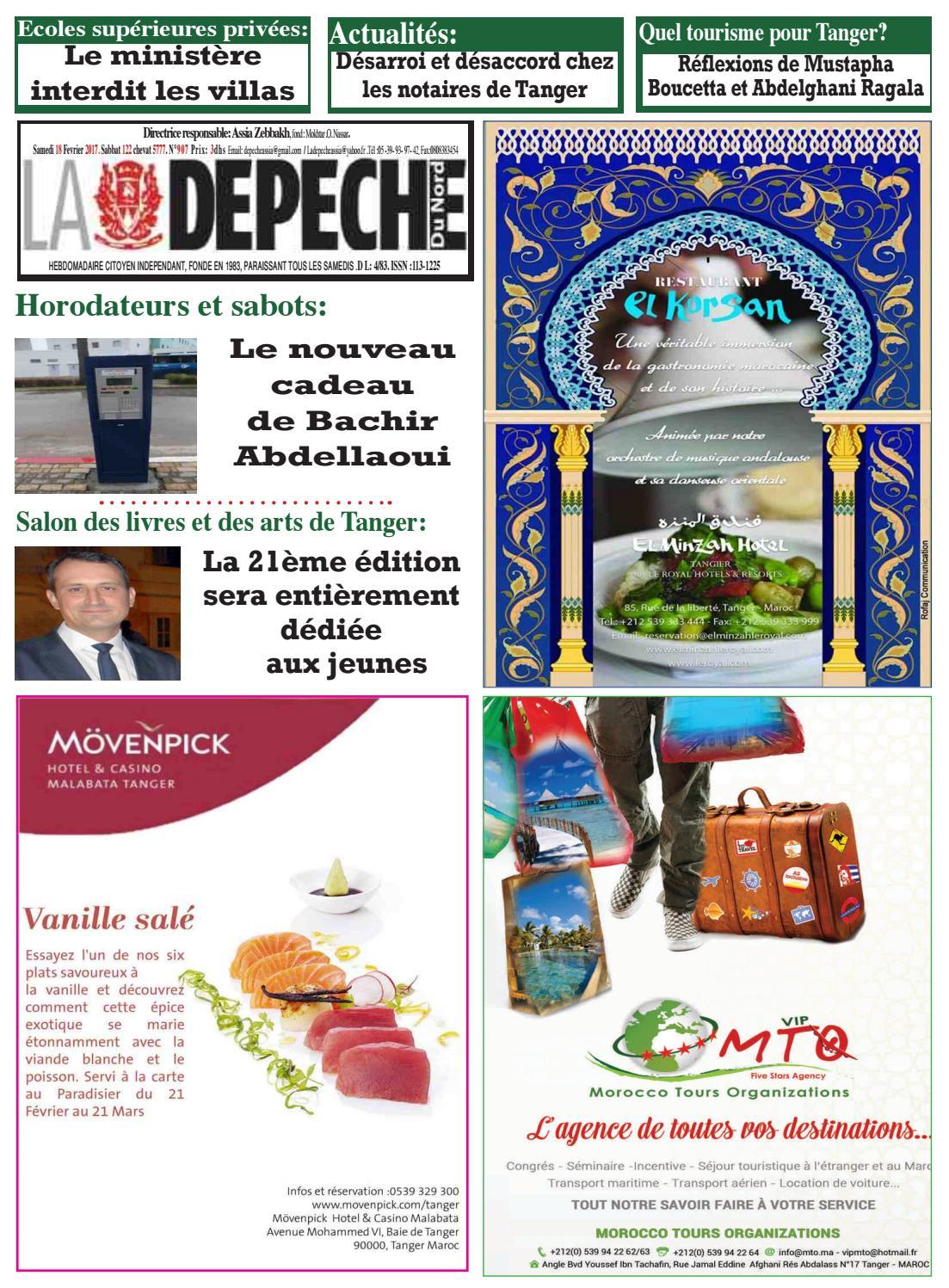 La Dépêche 907 By Assiadepeche Depeche Issuu