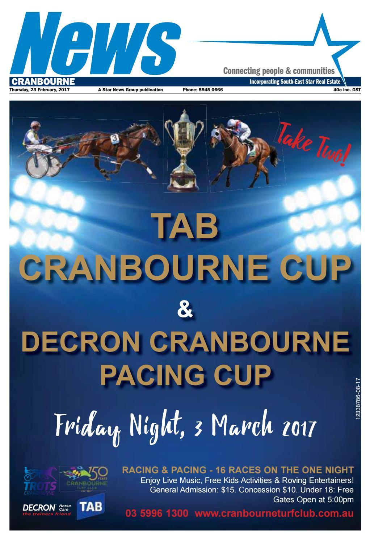 c1587dc0f75e News - Cranbourne - 23rd February 2017 by Star News Group - issuu