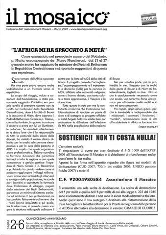 ca853c8a80 Il Mosaico (2007-2012) by Betagorà - issuu