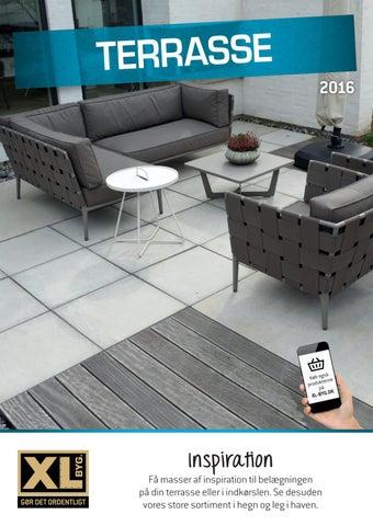 Opdateret Terrasse xl byg inspirationsbrochure 2016 by 2x3- Timburhandilin LN13