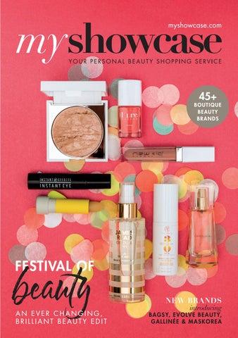 bd7858c2f2f MyShowcase SS17 Beauty Bible by Showcase Beauty - issuu