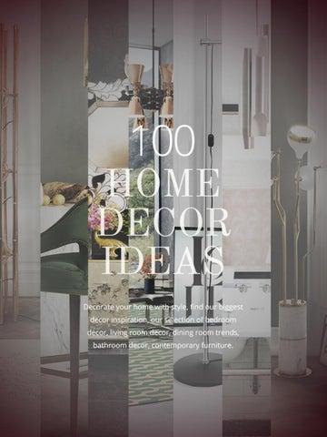 100 home decor ideas catalogue by covet house issuu - Home decor ideas images ...