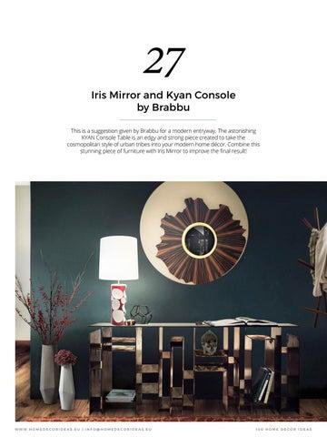 Home Decor Brochure   100 Home Decor Ideas Catalogue By Covet House Issuu