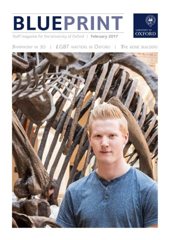 Blueprint february 2017 by university of oxford issuu blueprint staff magazine for the university of oxford february 2017 malvernweather Gallery