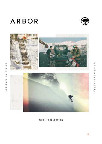 Arbor Snowboards 17/18 by bane 4 - issuu