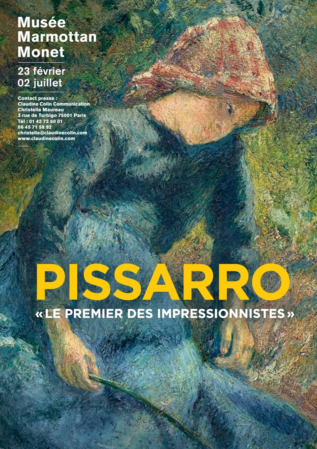 Exposition Pissaro
