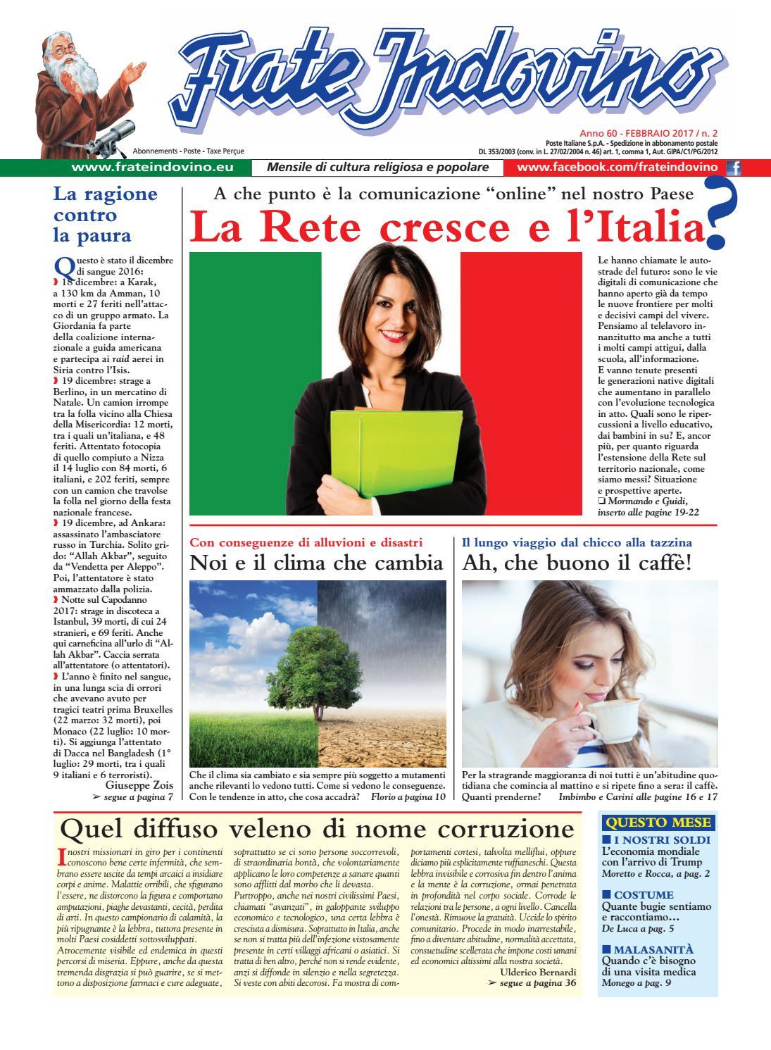 Febbraio by Edizioni Frate Indovino - issuu 85f79f9924d