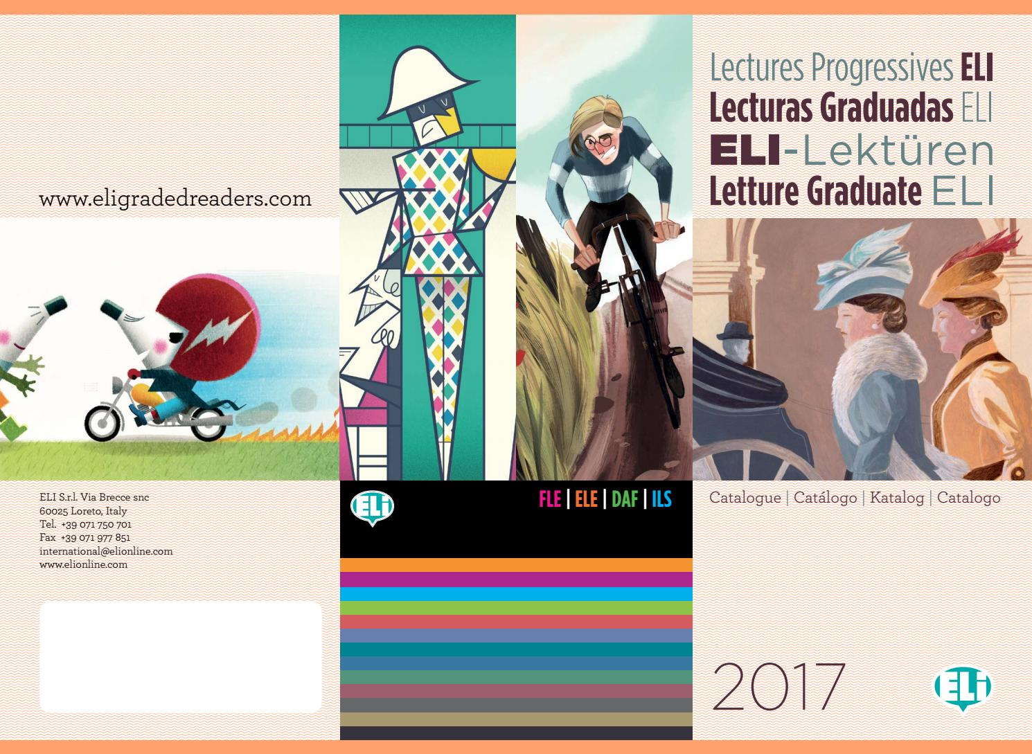 Graded Readers Fle Ele Daf Ils 2017 By Eli Publishing Issuu