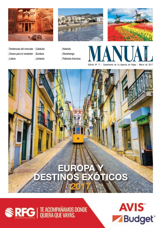 Manual la Agencia de Viajes Colombia Nº 11 by La Agencia de Viajes ...
