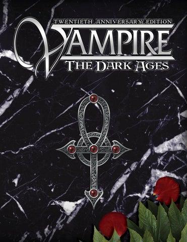 118ad4bc8 Dav20 vampire the dark ages 20th anniversary core rulebook master ygor  edition