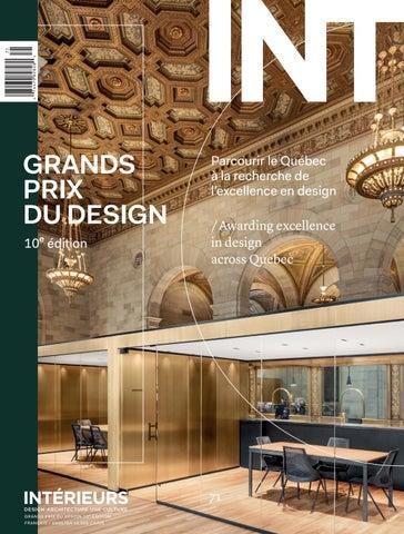 INTÉRIEURS By Agence PID Issuu - Formation decorateur interieur avec fauteuil a oreille design