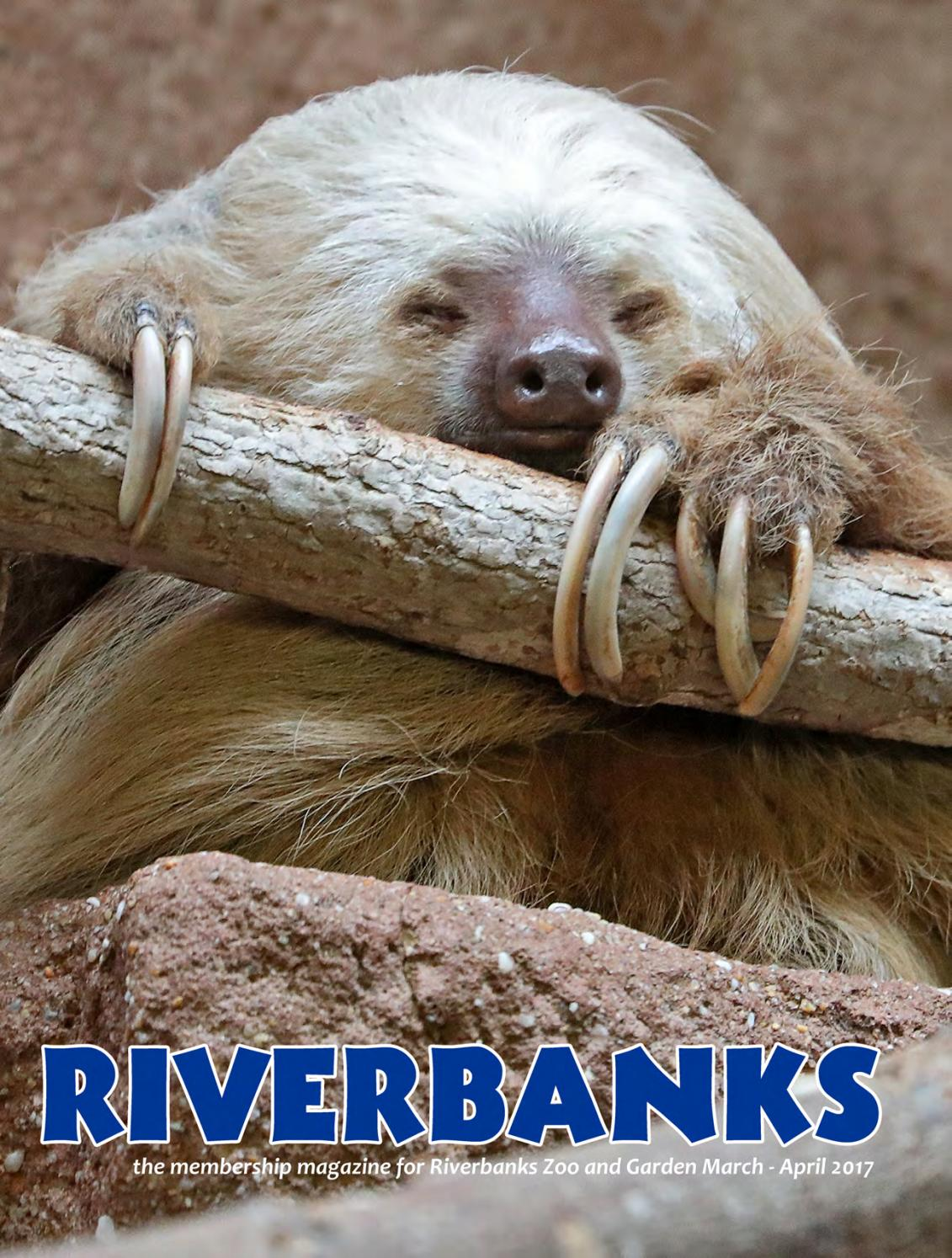 Riverbanks magazine - March/April 2017 by Riverbanks Zoo and Garden ...