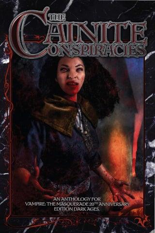 Vampire The Dark Ages Cainite Conspiracies By Fernando Luiz