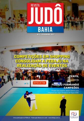 5d17c33e3d1 Revista Judô Bahia - 2ª Edição by Febaju - issuu