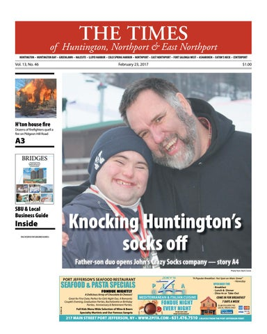 The Times of Huntington-Northport - February 23, 2017 by TBR