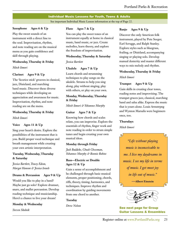 Multnomah Arts Center - Spring 2017 by Portland Parks