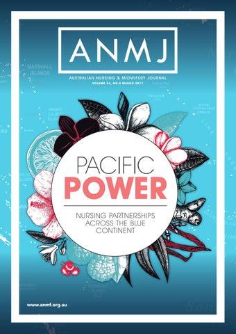 anmj march 2017 by australian nursing midwifery journal issuu