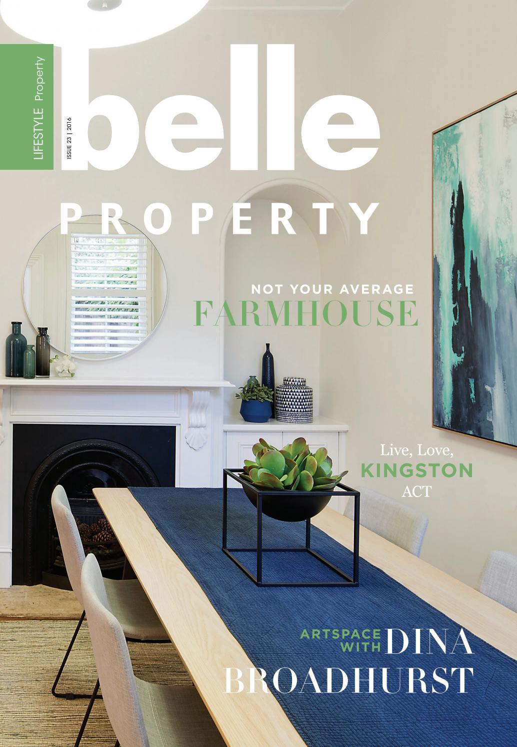 Belle Property Magazine by Belle Property