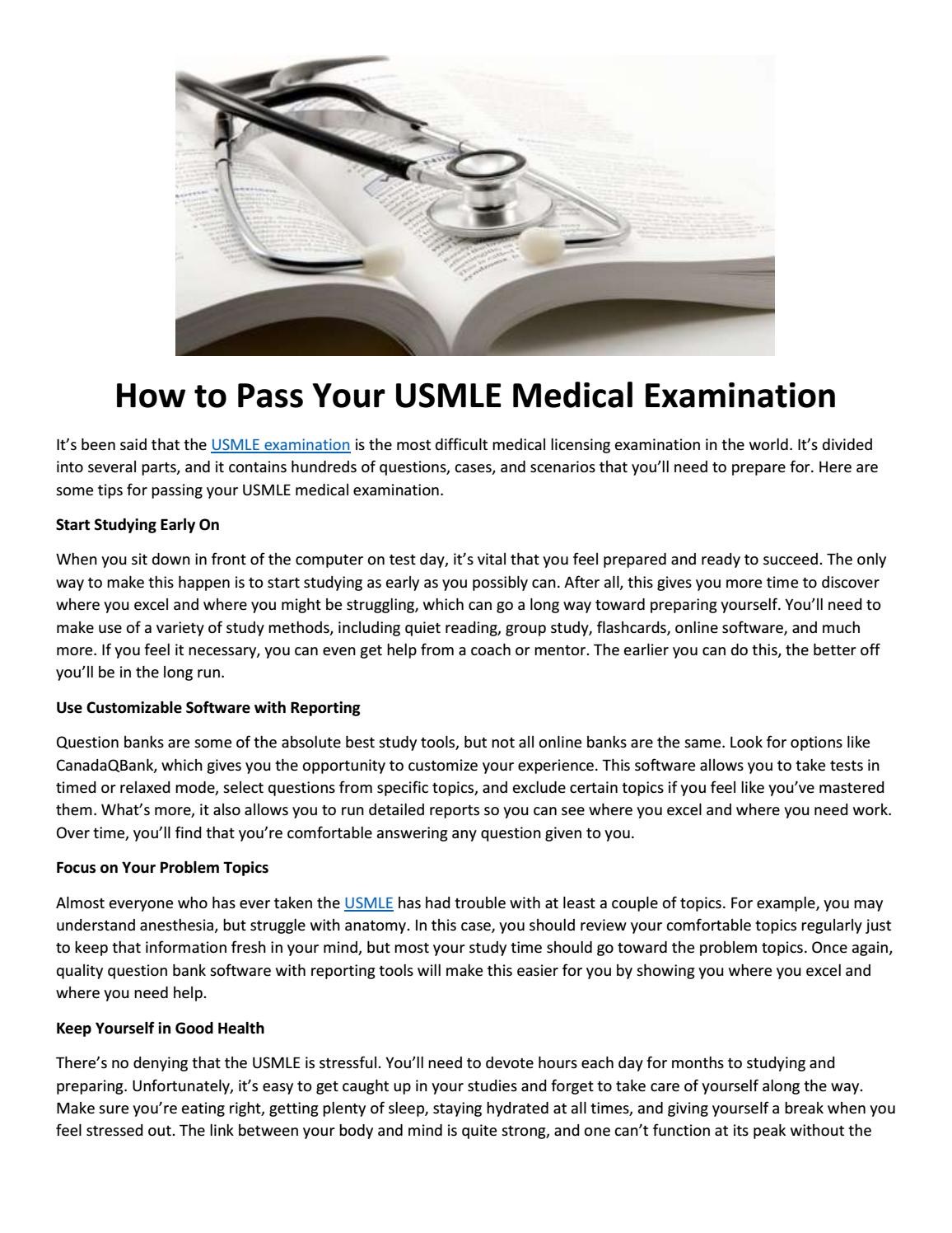 Where to pass a medical examination for law: private and public institutions 35