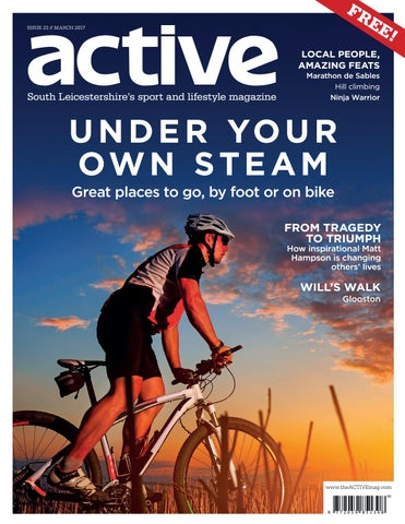 880e1d5bcec Active Magazine    South Leicestershire    March 2017 by Active ...