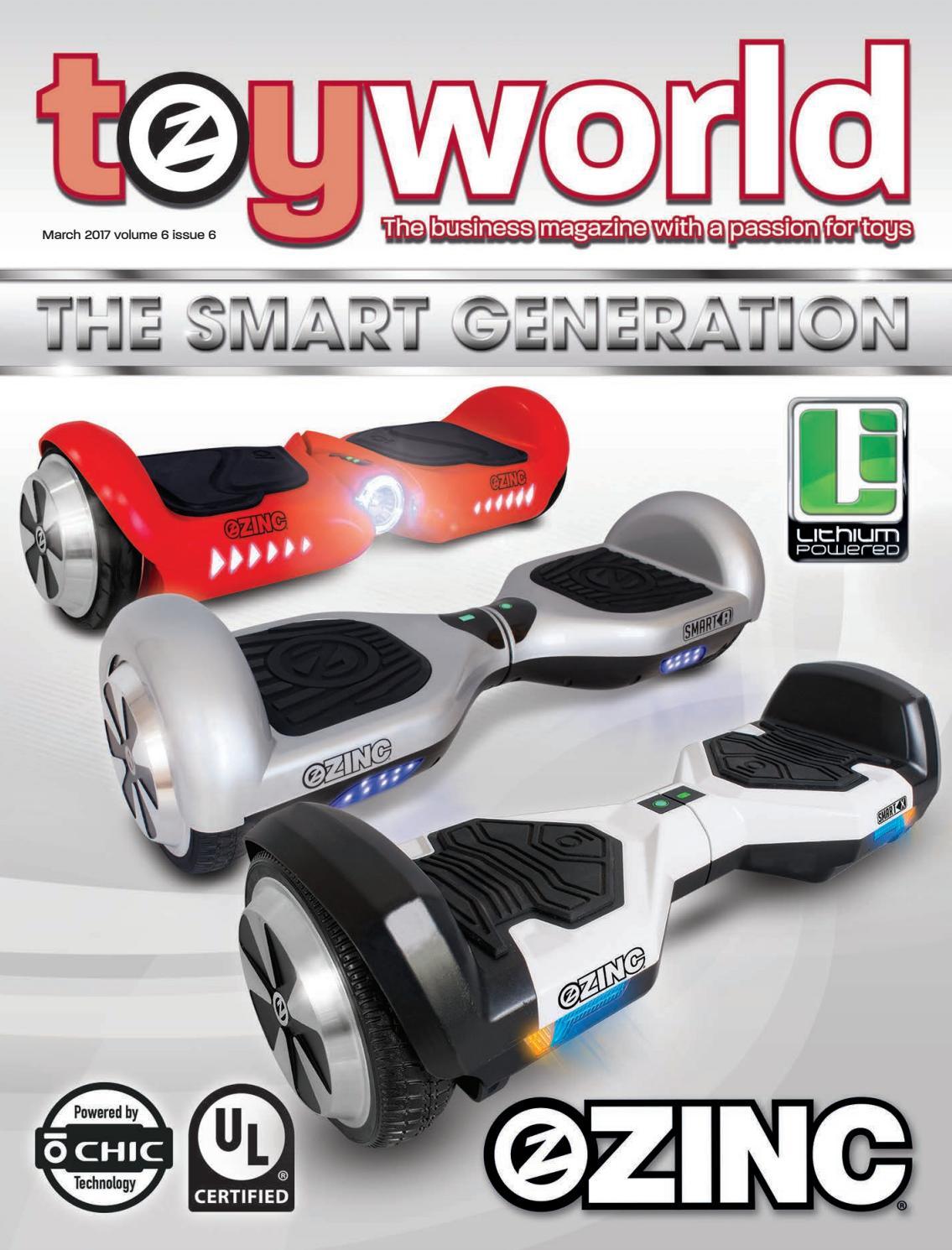 Toyworld Mar 2017 By Toyworld Magazine Issuu