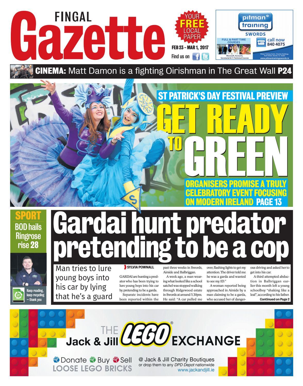 2f275a92ed1d Fingal by Dublin Gazette - issuu