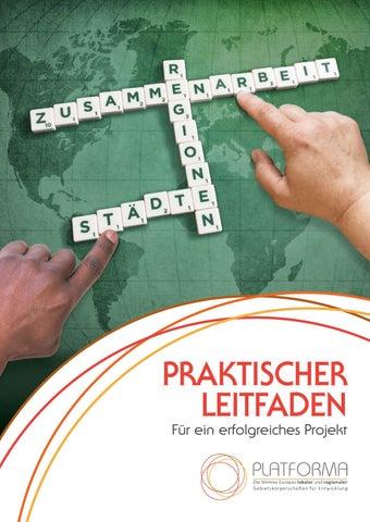 Praktischer Leitfaden: Für ein erfolgreiches Projekt by PLATFORMA ...