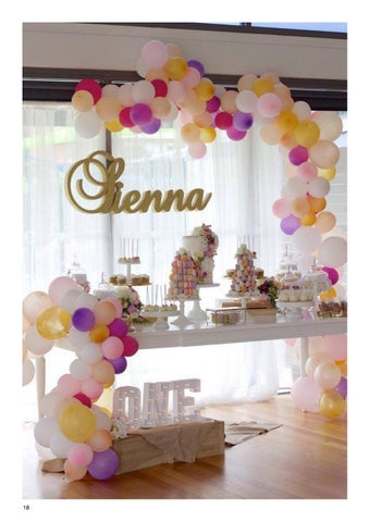 Page 18 of Sienna's First Birthday Party