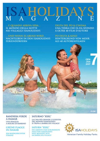 Isaholidays 2017 (Italiano - Deutsch) by Isaholidays - issuu
