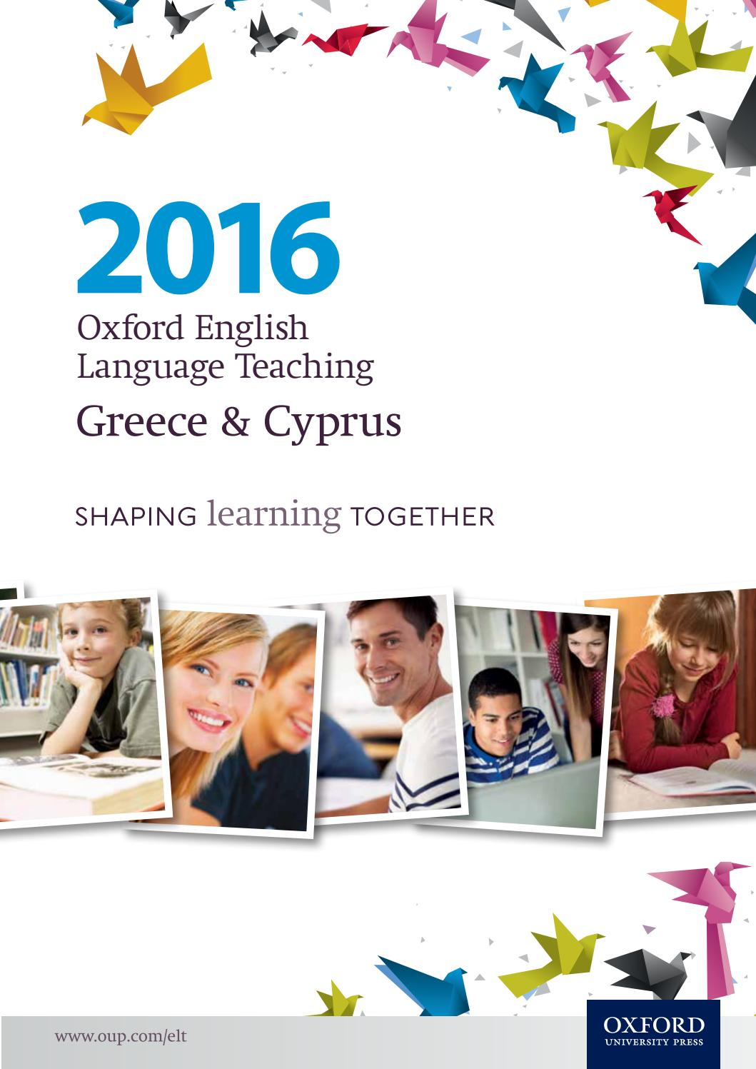 Oxford university press 2016 by Kostas Nitaf - issuu