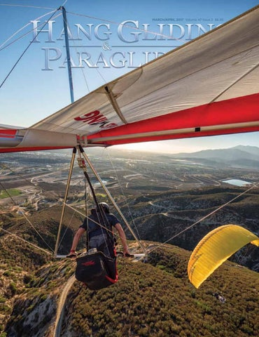Hang Gliding & Paragliding Vol47-Iss2 Mar-Apr 2017 by US