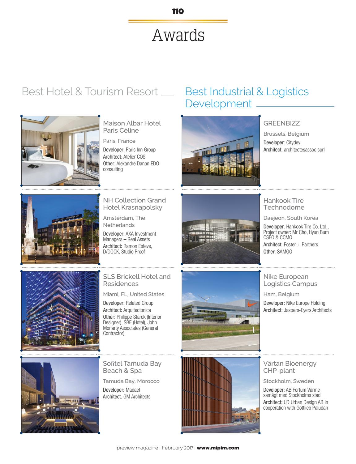 Mipim 2017 Preview Magazine By REED MIDEM REAL ESTATE SHOWS   Issuu