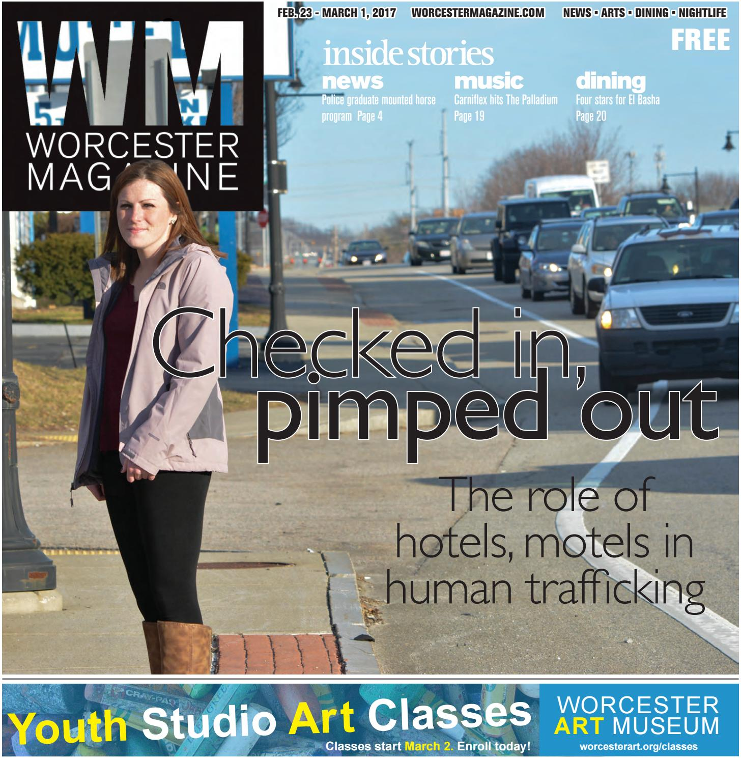 94394f228449 Worcester Magazine Feb. 23 - March 1