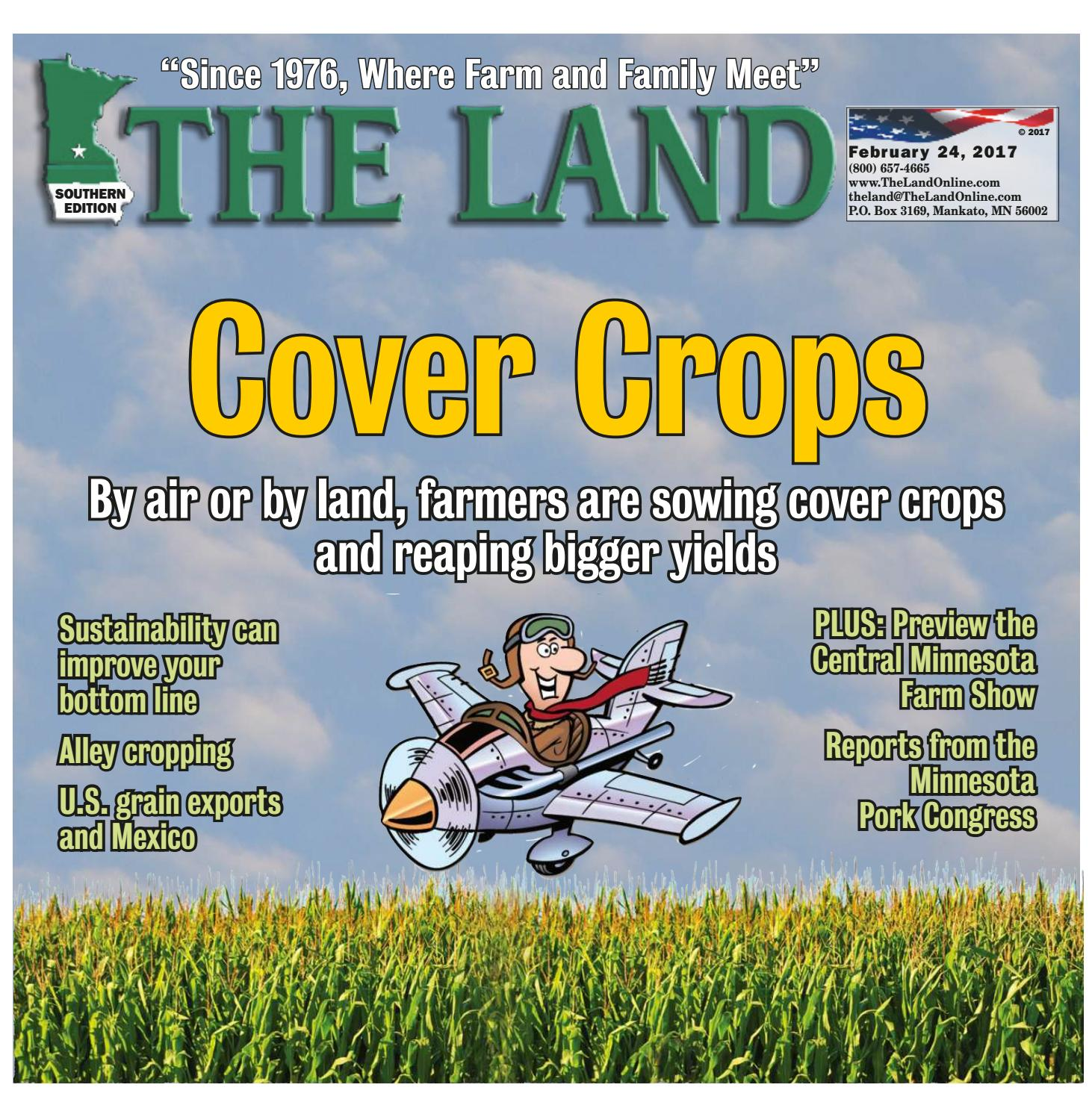 THE LAND Feb 24 2017 Southern Edition by The Land issuu