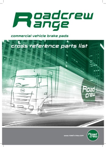 Rc cross reference parts price list v8 by IS Instore - issuu
