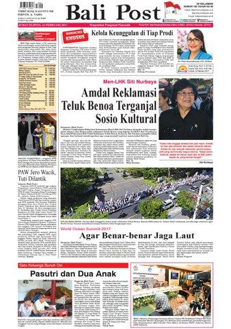 Edisi 24 Februari 2017 | Balipost.com