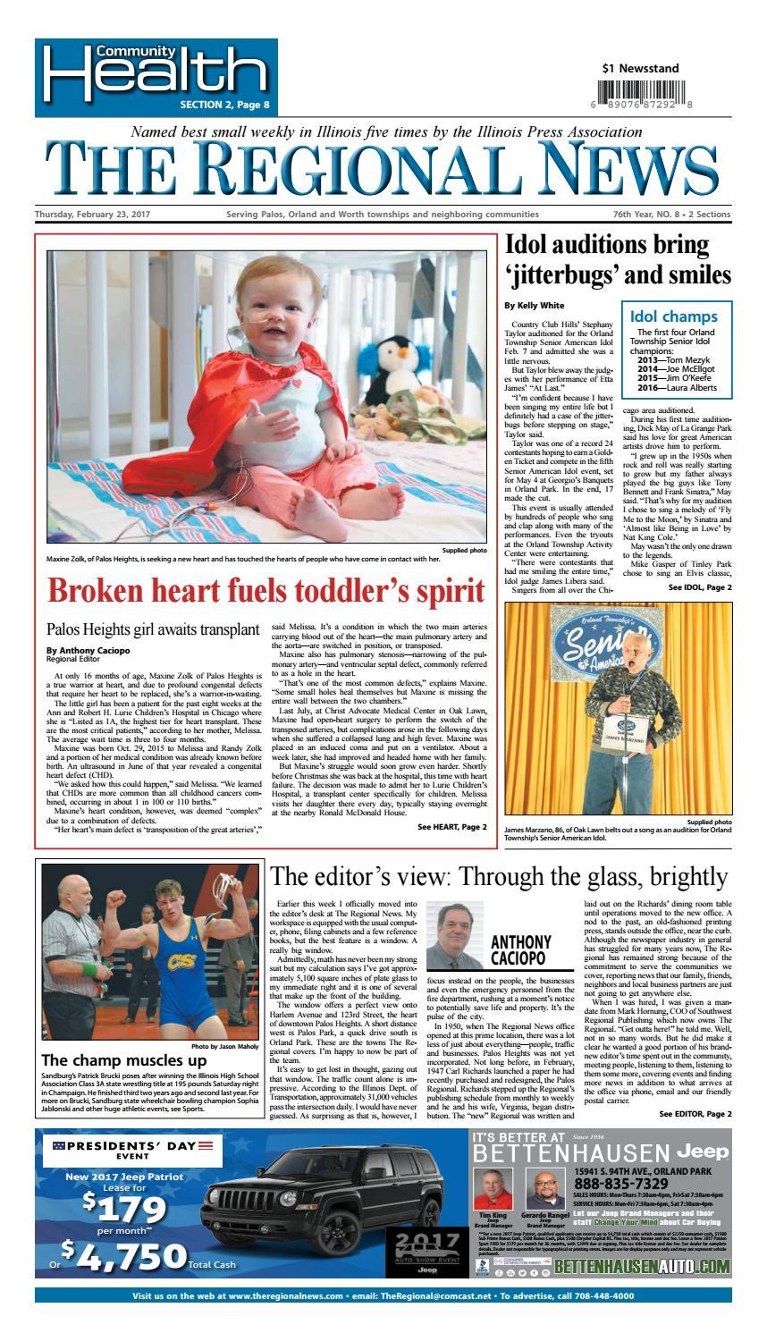 Regional news 2 23 17 by Southwest Regional Publishing - issuu